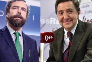 """Espinosa de los Monteros desafía a Losantos por cuestionar su hombría: """"Que me invite a su programa y me lo diga a la cara"""""""