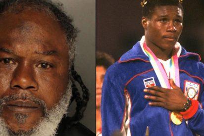 Este ex campeón olímpico de boxeo, arrestado tras enfrentamiento armado con la Policía en EE.UU.