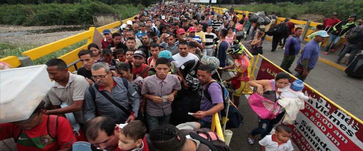 Perú-Venezuela: Guerra de visados