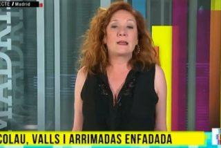 """Fallarás 'descubre' que los separatistas son violentos: """"Me asustó, siempre defendí la forma catalana de hacer política ante la española"""""""