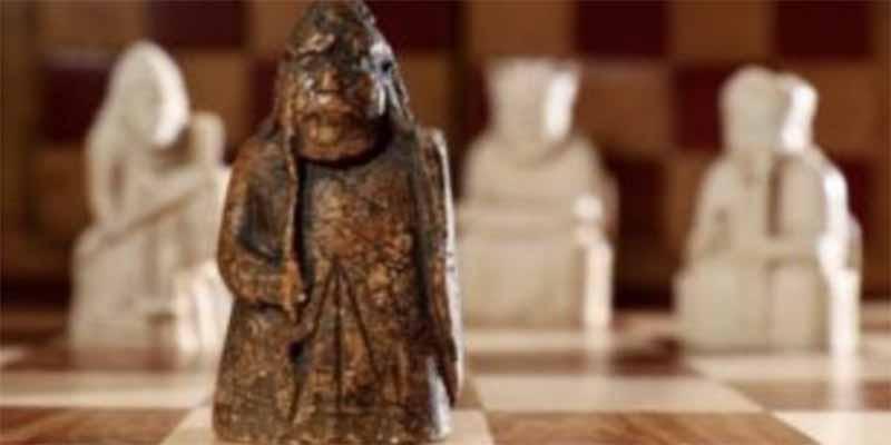 Compró en un mercadillo una pieza de ajedrez por 5 euros y ahora resulta que vale más de un millón