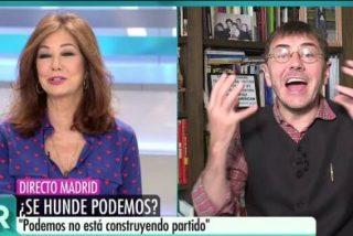 El Burladero de 'El Quilombo' recoge el maravilloso palo que le mete Ana Rosa a Monedero