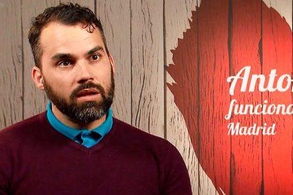 El funcionario 'fantasma' de 'First Dates' que se acuesta con 5 mujeres distintas cada semana