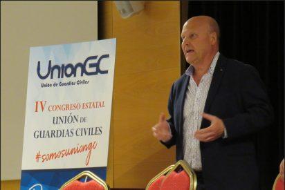 """UGC """"Unión de Guardias Civiles"""", da un impulso de aire rejuvenecido, nombrando un nuevo CEE con Guardias Civiles jóvenes"""