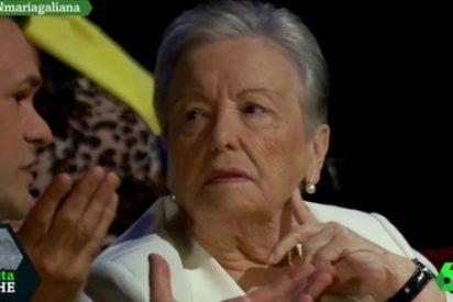 Iñaki López se escuda en la pobre María Galiana para que acuse a Vox de ser casta y troglodita