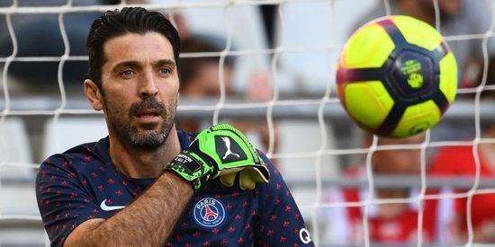 Gianluigi Buffon no seguirá en el PSG y se despide al 'estilo Hemingway'