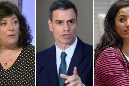 Una reventada Almudena Grandes arroja mierda contra la 'casi alcaldesa' Villacís y alecciona a Sánchez en la venganza