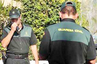 La Guardia Civil detiene a cuatro peligrosos ladrones coruñeses