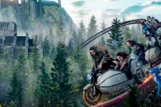 Harry Potter ya tiene su Montaña Rusa en Universal Orlando