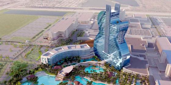 Inaugurarán en Florida el primer hotel con forma de guitarra