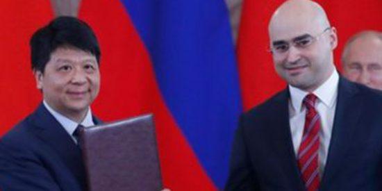 Huawei, le mete un dedo en el ojo a EE.UU., firmando un acuerdo para desarrollar la tecnología 5G en Rusia
