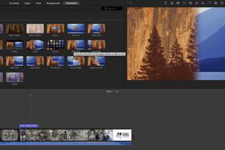 Así puedes poner rápidamente un título inicial a tu vídeo en iMovie
