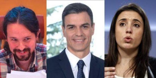 La pedigüeña Montero ya no se tapa: va a la radio pública a mendigar una poltrona para el marqués de Galapagar