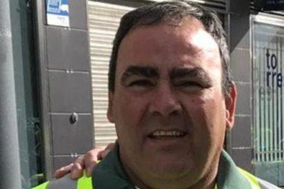 La Asociación Española de Guardias Civiles, dice que no pararan en defensa de su compañero fallecido