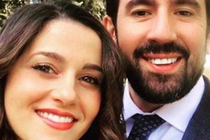 Inés Arrimadas y su marido se han convertido en ejemplares de la especie 'trashumante'