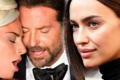 """La relación entre Bradley Cooper e Irina Shayk """"pende de un hilo"""" y todos miran hacia Lady Gaga"""