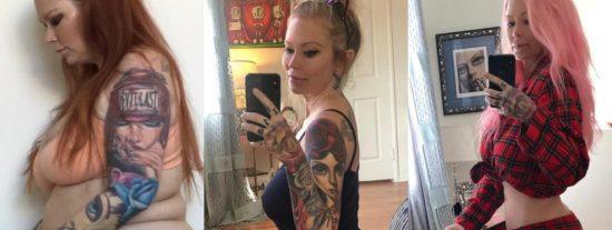 El inspirador mensaje de la ex estrella porno Jenna Jameson tras bajar más de 30 kilos