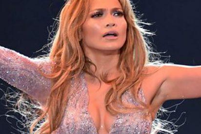 Jennifer López hace este twerking en pleno concierto y entre público reina el desconcierto