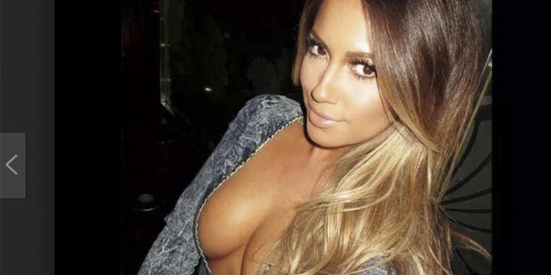 La foto que demuestra de Jennifer López se ha operado las boobies