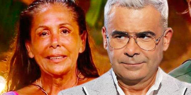 Jorge Javier confiesa sin reparos lo que hará para que llegue Isabel Pantoja a la final de 'Supervivientes'
