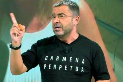 """El muy progre y 'carmenita' de Jorge Javier Vázquez se """"encabrona"""" con una conocida pareja política"""