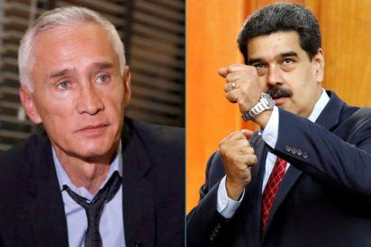 Todos los detalles de cómo Univisión recuperó la entrevista de Jorge Ramos a Maduro