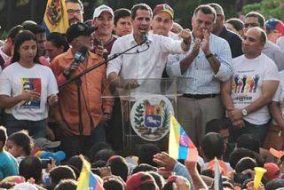 Juan Guaidó vuelve a tocar la puerta del alzamiento militar: pide al ejército presionar Maduro