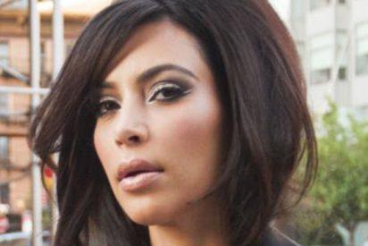 El bikini con menos tela del mundo que se calza Kim Kardashian