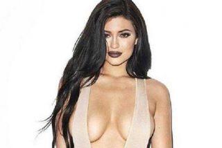 El mini bikini azul de Kylie Jenner que causa furor en Instagram