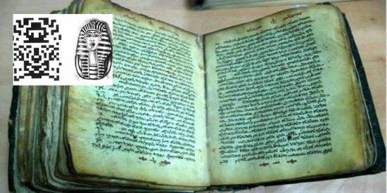¿El código binario de Dios?: Tres estudiantes españoles descubren imágenes encritadas en la Biblia