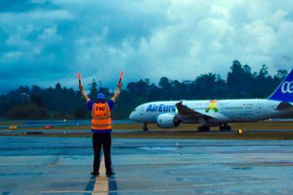 Presidente de Globalia presentó en Medellín nueva ruta de Air Europa