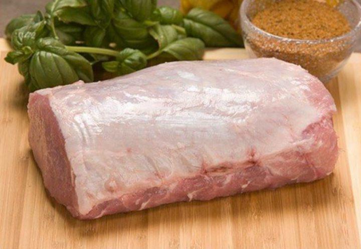 carne de cerdo lomo