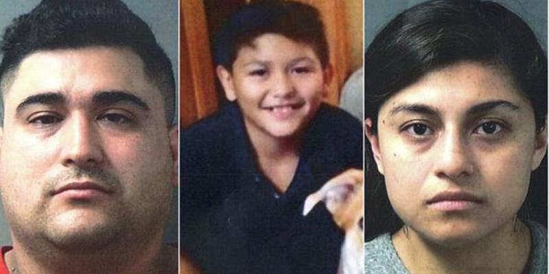 Crimen abominable: este niño de 12 años que murió de hambre y encadenado a un collar de perro