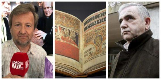 """Luis Rendueles: """"El robo del Códice Calixtino destapó toda una trama sexual puertas adentro de la catedral de Santiago"""""""