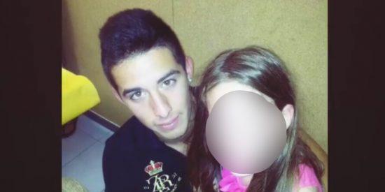 El defensor de Mónica Hoyos exprime al máximo la imagen de Luna, su hija con Carlos Lozano