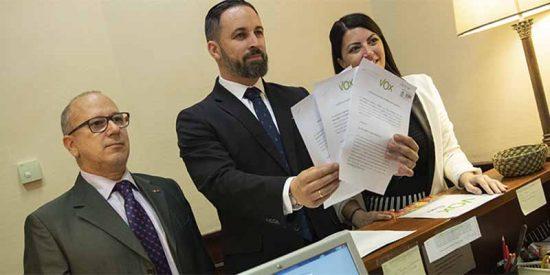 VOX acorrala al PSOE y a Zapatero con una reclamación que el PP aparcó hace 8 años