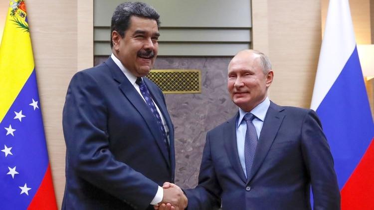 ¿Empezó la traición de Putin a Maduro?: Rusia retiró a sus asesores clave de defensa de Venezuela