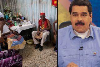 El narcogeneral chavista Hugo Carvajal acusa a Maduro de gastar 500.000 dólares en santería