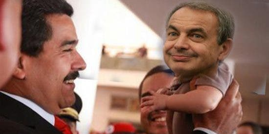 Zapatero el primer 'pelota' de los denunciantes y 'denunciantas' que hicieron una carta en defensa del dictador Nicolás Maduro