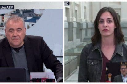La pataleta de Rita Maestre por perder el Ayuntamiento de Madrid la lleva a soltar todo tipo de burradas sobre Vox
