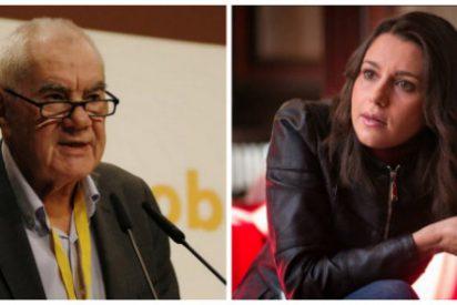 El autozasca de Ernest Maragall por el que 'convierte' en presidenta de la Generalitat a Inés Arrimadas y provoca un seísmo en ERC