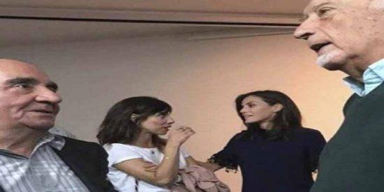 Con la frikie María Patiño por medio, se filtran los detalles de la cita secreta de la Reina Letizia