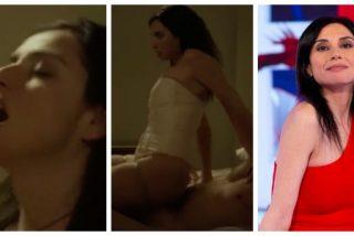 El pasado oscuro de Marta Flich: infartante actriz de 'porno gore' dándolo todo en orgías de sangre