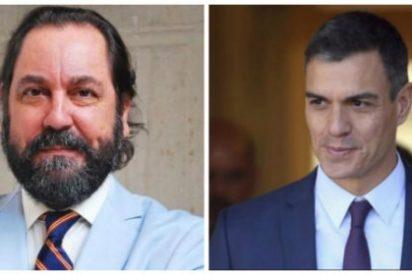 Pérez-Maura se burla del 'doctor' Sánchez y le deja como el bombero-pirómano con la exhumación de Franco