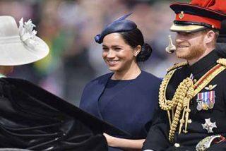 Meghan Markle reaparece en un acto oficial de la Casa Real por primera vez después del nacimiento de Archie