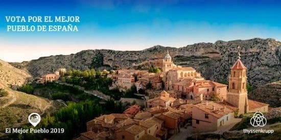España: ¿Cuál será El Mejor Pueblo 2019?