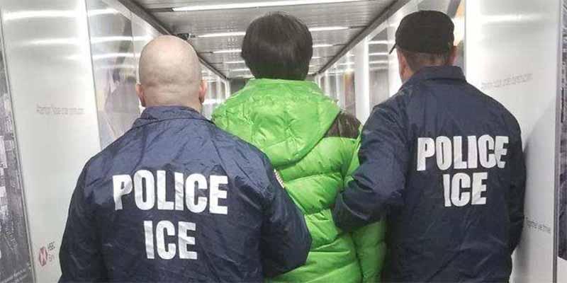 Tendrá que pagar casi 20.000 dólares porque el ICE descubrió su fraude migratorio