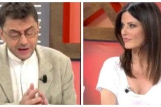 """Monedero se queja del escrache a Colau y Seguí lo remata: """"Jamás te vi defender a Arrimadas o a Villacís"""""""