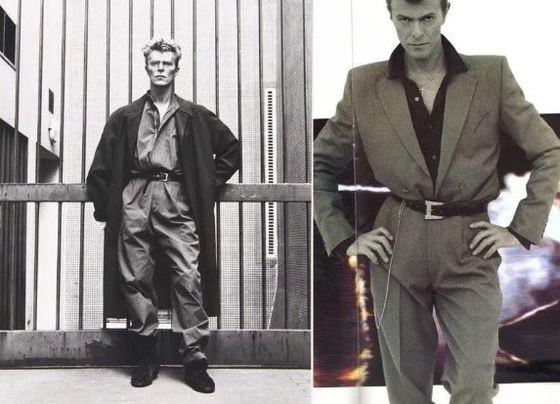 David Bowie mono
