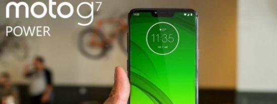 Moto G7 Power, review y precio en España